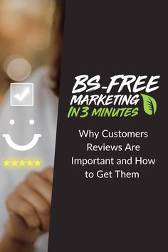 We're giving you the 3-Minute social media marketing run down, BS-Free, to help you understand why customer reviews are important and how to get more.  #CustomerReview #CustomerReviews #Testimonials #ReputationManagement #BrandReputation #CompanyReputation #Reviews #ReviewManagement #DigitalMarketing #DigitalMarketingAgency #DigitalMarketingAdvertising #DigitalMarketingAds Marketing And Advertising, Social Media Marketing, Digital Marketing, Reputation Management, Free Market, How To Get, Ads