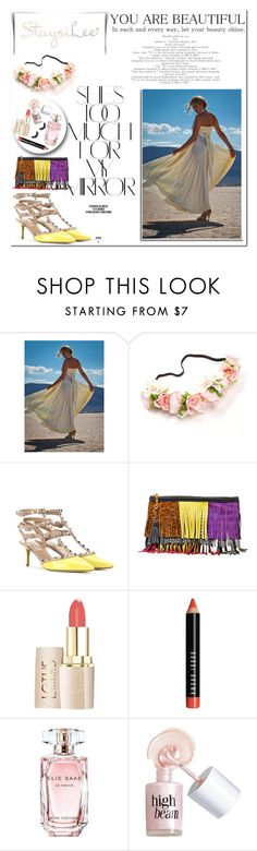 """""""Staysi Lee Bridal Boutique ♥"""" by av-anul ❤ liked on Polyvore featuring mode, Rika, Valentino, Yves Saint Laurent, Bobbi Brown Cosmetics, Elie Saab, Benefit, avanul en StaysiLeeBridalBoutique"""