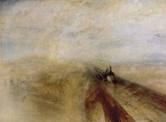Great art from Art Authority for iPad: Rain, Steam and Speed - the Great Western Railway by Turner, Joseph Mallord William