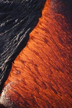 ✮ Molten Pahoehoe Lava