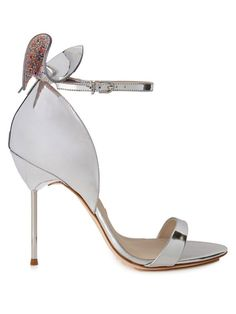 766b9db9f Shoesday Tuesday  Metallic Footwear Strappy Sandals Heels