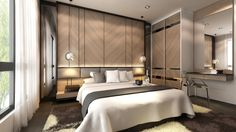 Kota Kinabalu Pent House References-Bedroom Design Designed by: AZ Concept Design *** I do not own any copyright. All rights and reserved goes to their respective designers/company.