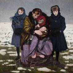 thepolishstufflove:  Wlastimil Hofman(Polish,1881-1970)