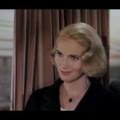 Hitchcock blonde - Eva Marie Saint in North by Northwest