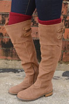 Riding High Suede Boots: Cognac-These are AMAZING!!!!   Use code THOLLISREP at checkout to save 10% EVERY time you shop at www.shophopes.com! Free shipping in US and Canada. International shipping is available. SHARE THIS CODE WITH YOUR FRIENDS, AND HAPPY SHOPPING:)
