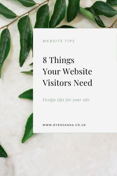 In this post I share some of the top things that will please your website visitors and keep them around for longer to read more of your content | #websitetips #websitedesigntips #contentips #bloggingtips #websitedesign
