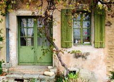Haustür landhaus grün  haustür aus holz haustür selber bauen rot | Tueren und Zubehoer ...