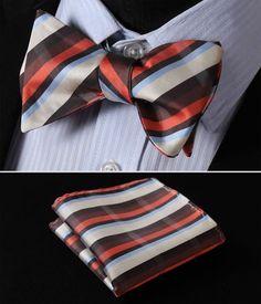 BowTie - Mael - $22.99   #mensfashion #cufflinks #bowtie #ascot #men #tie #shoes #menswear