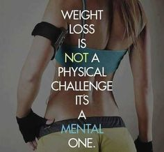 #exercise #body #weight #loss #physical #challenge #mental