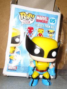 Wolverine - Marvel - Funko Pop!