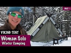 See what video is coming up next by viewing my video calendar, get information on my Colorado Wilderness Classes, answers to popular questions I get asked, S. Viking Tent, Forest Adventure, Winter Camping, Vikings, Mens Sunglasses, Spirit, Snow, Woman, Youtube