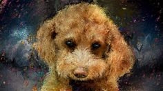 我が家の娘5歳女の子(Red)可愛い愛犬TiAmoの絵 以前に描いた、お気に入りの作品です。  Bear's Den - Mother http://youtu.be/m5apVsm0Dlk