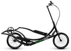 Outdoor Elliptical Bikes - ElliptiGO
