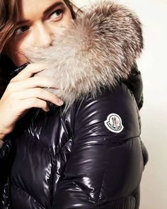 #downcoat #puffycoat #moncler