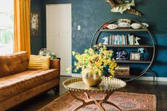 House Tour: A Young Family Shares a Fort Worth Rental | Apartment Therapy