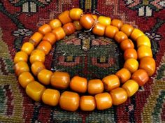 Moroccan amber - I can't stop looking at the warmth of the Moroccan amber.