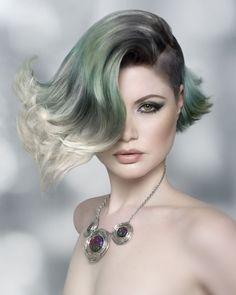 Adriana Dicintio; Salon Gaboa, Woodbridge, ON