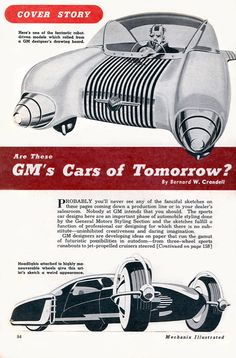 GM Car of the Future Recall notice for faulty ignition switch, airbags, brakes and steering. D'oh!