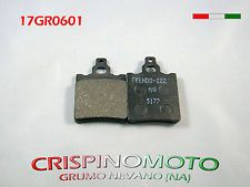 PASTIGLIE PATTINI FRENO GILERA NGR 50 - RV 50 NGR