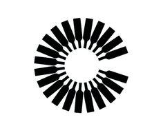 Cru Wine Merchants logo designed by Michael Vanderybyl.