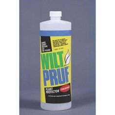 WiltPruf Plant Protector Concentrate >>> Continue to the product at the image link.