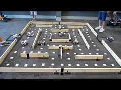 "Project Bucephalus: ""Pac-Robot"" - YouTube"