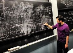 3.  Co-Founder Jason Stockman giving an informal lecture at MIT