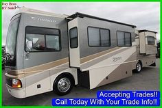 2006 Fleetwood Discovery 39L Used Class A RV Coach Motorhome Diesel Pusher Slide