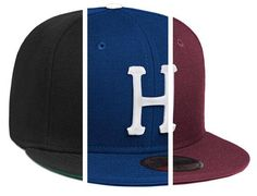 HUF Fall 15 59Fifty Fitted Baseball Cap by NEW ERA