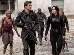 The Hunger Games: Mockingjay Part 2 latest trailer.
