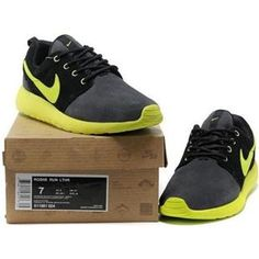 new product 653bb da97d ... where can i buy 2311081dc735084781a91423694f3d28 nike roshe run black  gray green 31df7 52245