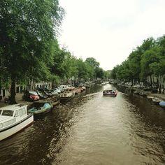 #Amsterdam #ViajanteCuriosa