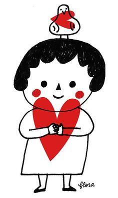 heart - Flora Chang