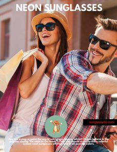 Transform your overall personality!   #sunglasses #neonsunglasses #fashion #freeshipping