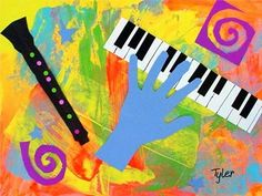 Artsonia Art Gallery - Matisse Jazz
