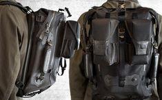 Ember Equipment's modular urban backpack