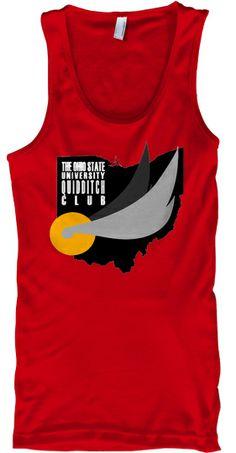Ohio State Quidditch- World Cup VII! | Teespring