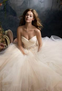 Lazaro - 3108 - Wedding Dress