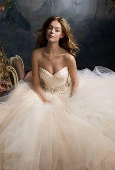 Lazaro - 3108 - Wedding Dress