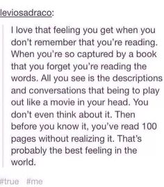 THIS is why I love to read
