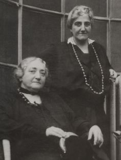 These two Baltimore sisters, Claribel and Etta Cone, had a serious eye for art. They collected some of the greatest and most innovative art of their time. During the late 19th century and early 20th century, they acquired 3,000 pieces, including the world's largest and most comprehensive collection of works by Henri Matisse.
