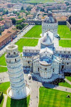 Buenas tardes bella comunidad feliz miércoles para todos. Bella Torre de Pisa Italia - Patrizia, la maggiolina - Google+