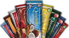 Quest Protein Bars...eat one every morning!
