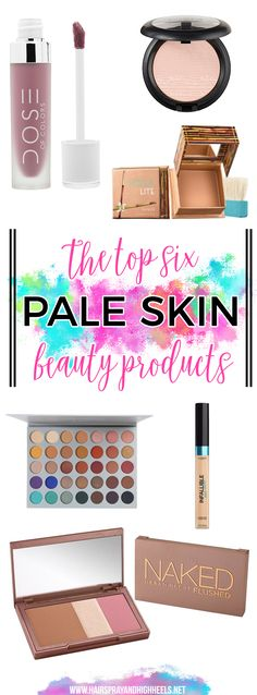 The TOP 6 Beauty Pro