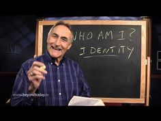 Who Am I? -- Who tells you who you are? You have an identity. Here's where.