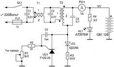 diy stir plate wiring diagram 2 cycle engine carburetor low power spark gap transmitter typical of the period.   radio pinterest ...