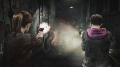 WORLD GAMES: Resident Evil Revelations 2 ganha um trailer dramá...