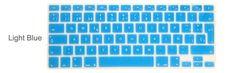 1pcs EU Enter ES Spain Spanish Keyboard Skin Cover For Macbook Air 13 inch Silicon Black Laptop Keypad Protector Film