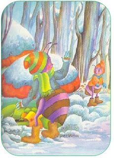 The Ant and the Grasshopper Fairy Tales, Blog, Painting, Painting Art, Fairytail, Blogging, Paintings, Adventure Movies, Painted Canvas