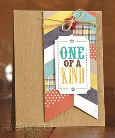Kimberly Crawford - Paper Crafts Card Creations for Him